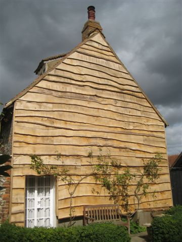 The re-clad gable end